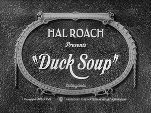 Lh duck soup