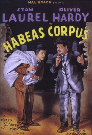 Lh habeus poster
