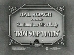Lh from soup to nuts