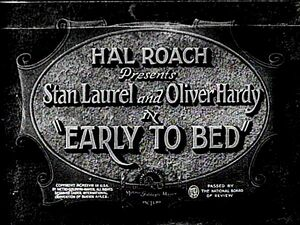 Lh early to bed