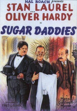 Lh sugar daddies poster