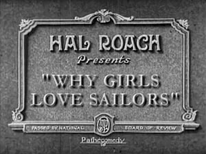 Lh why girls love sailors