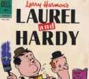 Larry Harmon's Laurel and Hardy (Dell) 1