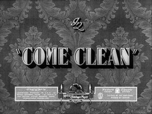 Lh come clean