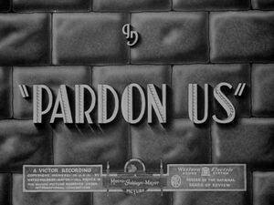 Lh pardon us