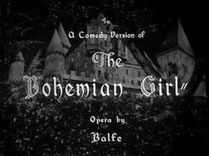 Lh bohemian girl