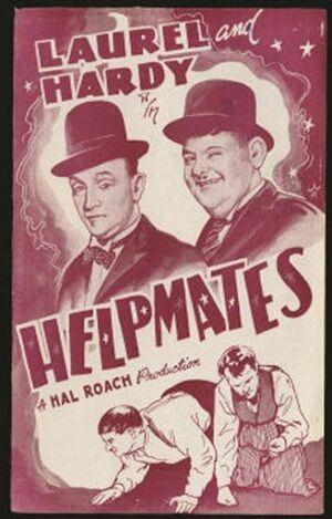 Lh helpmates poster