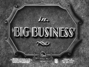 Lh big business