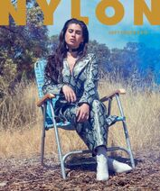 Nylon Magazine cover