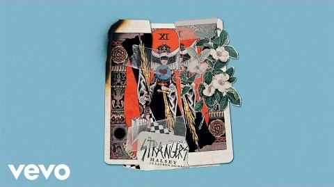 Halsey - Strangers (Audio) ft. Lauren Jauregui