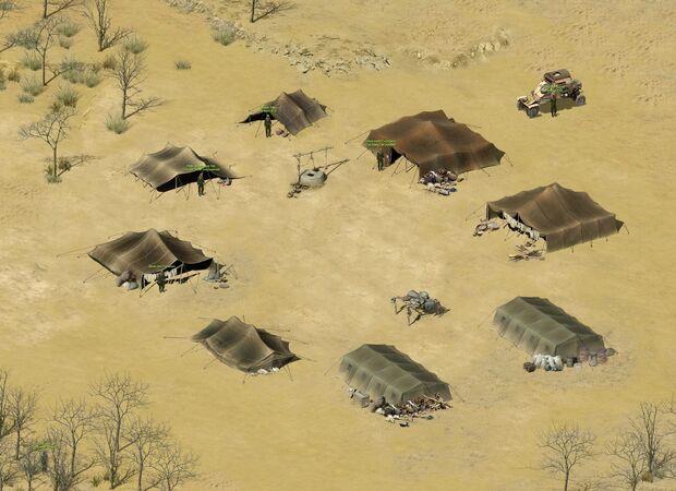 Лагерь сопротивления Север