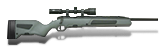 Steyr scout tactical Mk2