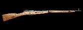 Rifle Mosin Mk2