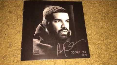 Unboxing Drake - Scorpion
