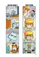 Kostum Kucing II dan Takde Pilihan
