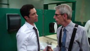 Law & order SVU lost repuation danny pino richard belzer in the rest room