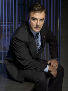 Mike Logan in Law & Order- Criminal Intent