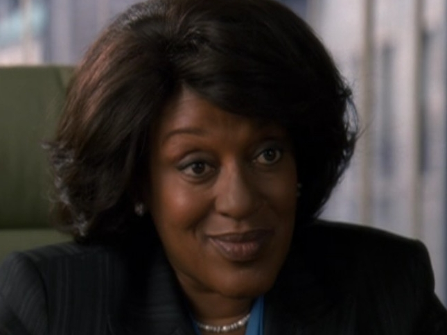 CCH Pounder first movie