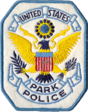 Patch of the United States Park Police