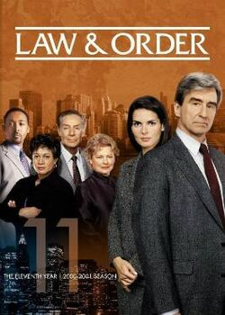 Law and Order S11 (DVD)