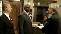 Law & order SVU True Believers linus roache andre braugher richard belzer