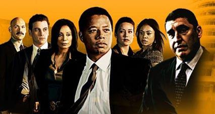 Law & Order LA cast