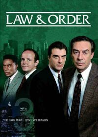 Law and Order S3 (DVD revival)