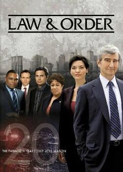 Law and Order S20 (DVD)