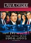 Law & Order – The 5th Year (1994-1995)