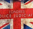 Londres, police judiciaire