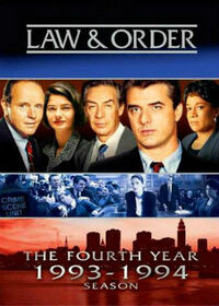 Law and Order S4 (DVD)
