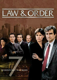 Law and Order S7 (DVD)