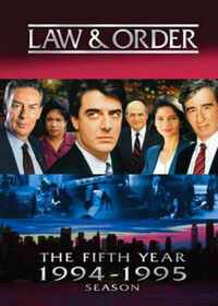 Law and Order S5 (DVD)