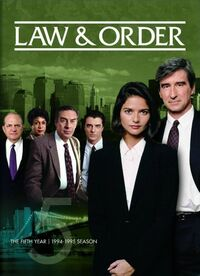Law and Order S5 (DVD revival)