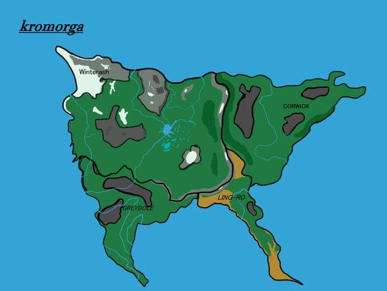 KROMORGA MAP 1
