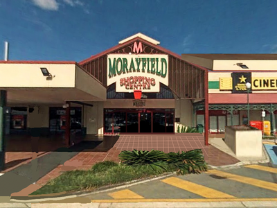 Morayfield Shopping Center Stage V1