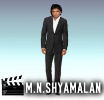 M N Shyamlan SSBLE Logo