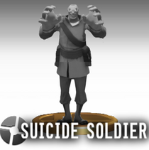Suicide Soilder SSBLE Assist Trophies Intro New