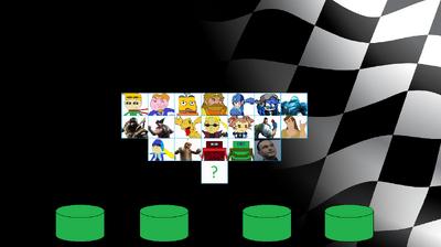 The John Kart Character Select