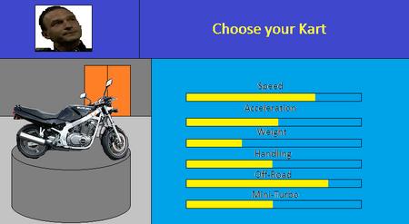 Choose your Kart (Fegelein)