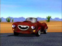 Sparky the Car