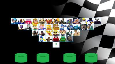 The John Kart Character Select (Unlocked)