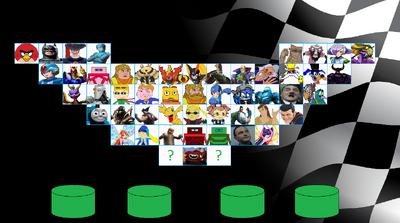 The John Kart Character Select (DLC)