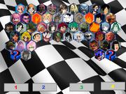Lawl with Garterbelt Race Select Screen