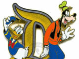 Donald Duck and Goofy