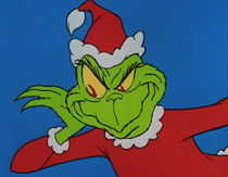 Animated Grinch