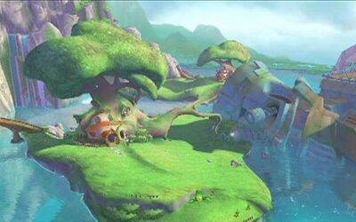 Wumpa Island