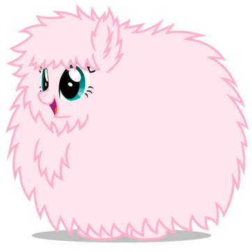Fluffle puff by mixermike622-d4l5y4r