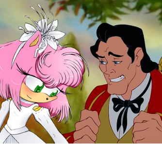 Gastamy Amy x Gaston