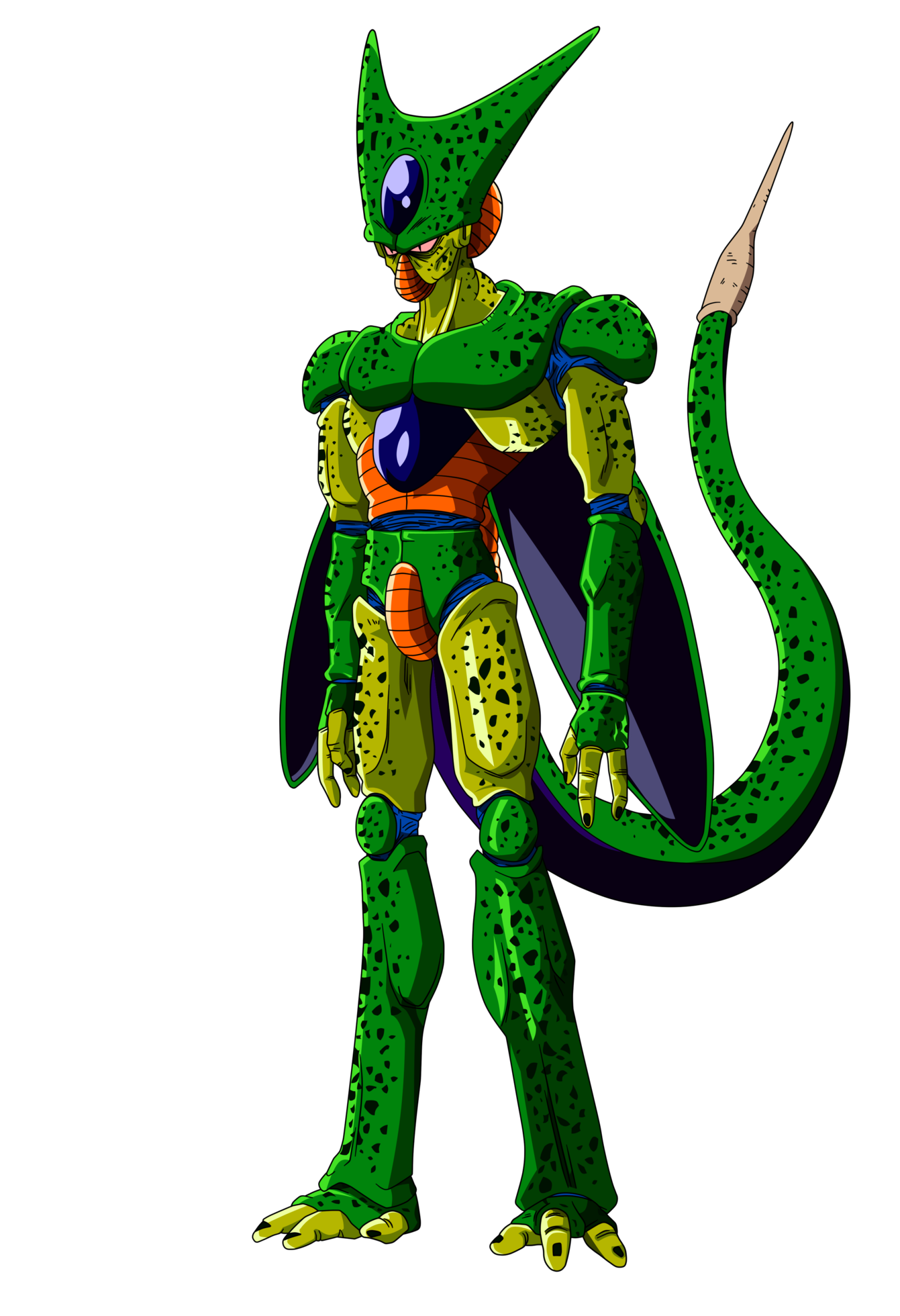 Image - Cell First Form.png | World of Lawl RPG Wiki | FANDOM ...